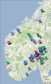 Bilde av HDG Google Map